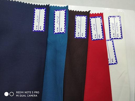 MODAL™  Twill. 135gsm. 1010 Classic Blue