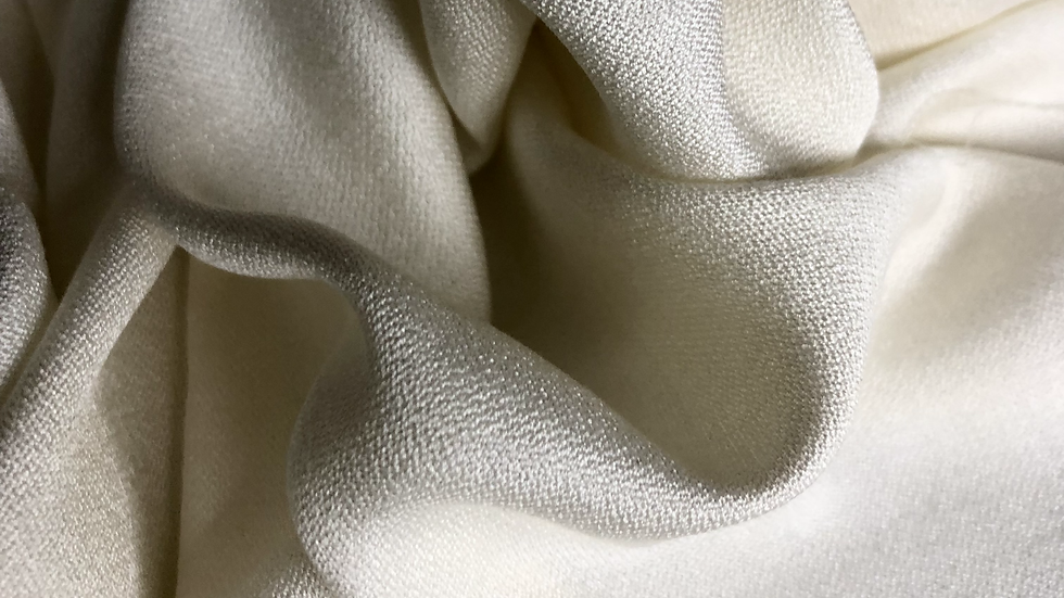 100% Ahimsa Broken Weave Peace Silk