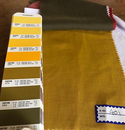 TENCEL™ SLUB 135gsm. Mustard 401