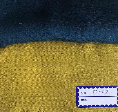 TENCEL™ DOBBY. 125gsm. 02 Yellow Gold