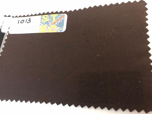 13 MODAL™  Twill. 135gsm. 1013 Rich dark Chocolate