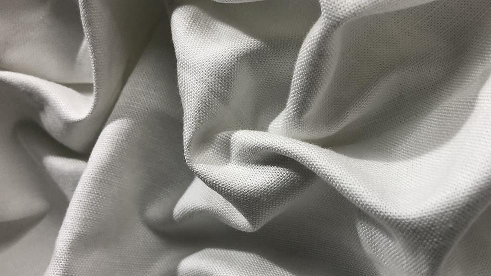 Organic Cotton 50% Linen 50%  220 GSM