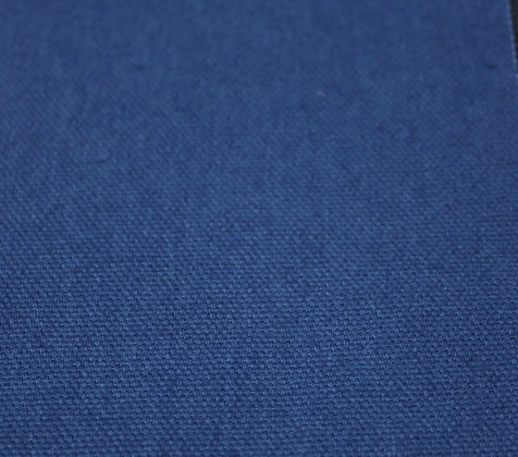 320gsm. MEDIUM INDIGO. Plain. ORGANIC COTTON. Price $25.55/m* >100m