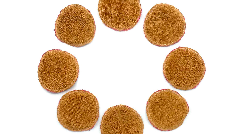 reusable make up pads