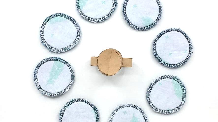 reusable make up pads