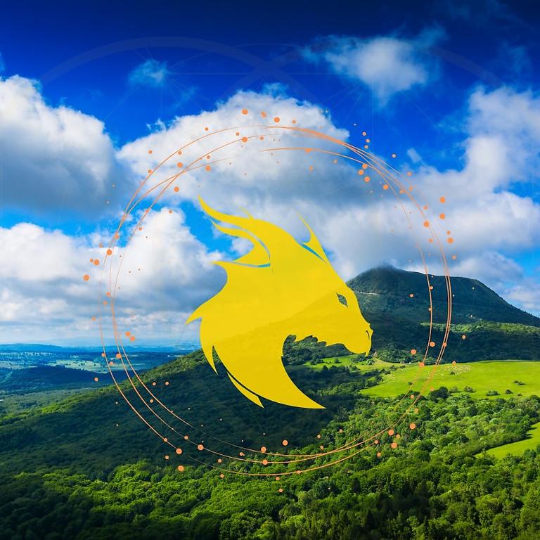 Stage dragon d'une journée au Puy de Dome