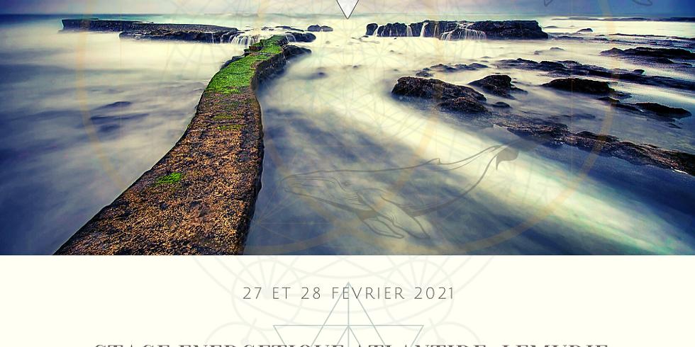 Stage Les mondes engloutis - Lémurie - Atlantide