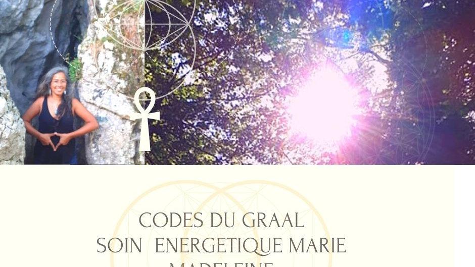 Soin Marie Madeleine - codes du Graal
