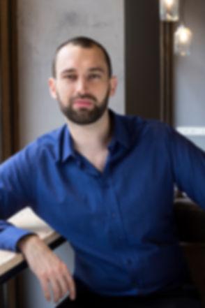 Mgr. Sebastian James - psycholog, terapeut, lektor