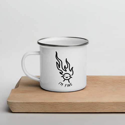 Mug I'm fine