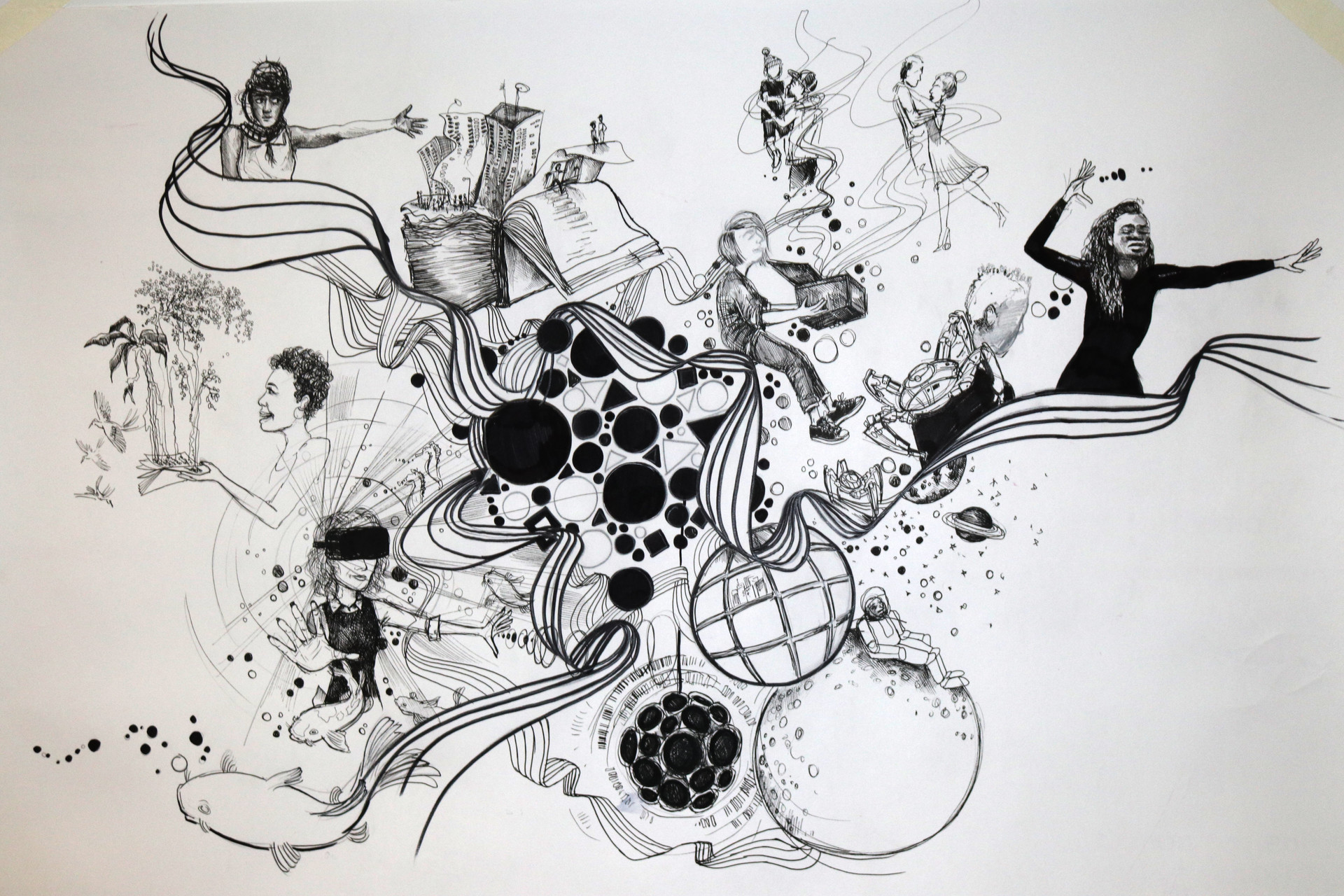 A3 sketch- Wall 2