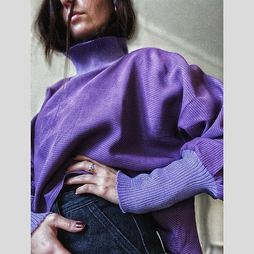 Pull cool violet