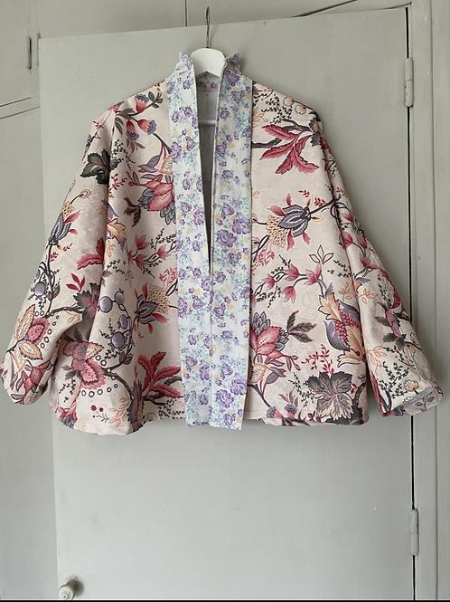 KIMONO nappe et draps fleuris