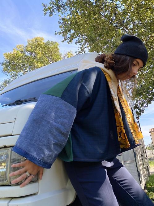 Kimono Louise 🤎💙