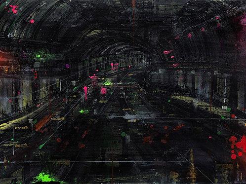 Paris tunnel (la paura di perdere tutto)