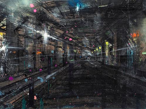 Roma tunnel (la paura di ammalarsi)