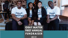 Gray Matter Hosts First Fundraiser