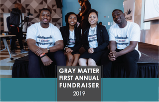Gray Matter Hosts First Fundraiser