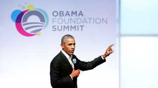 The Gray Matter Experience Attends The Obama Foundation Summit