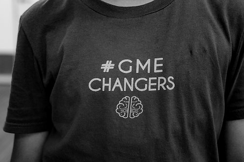 #GME Changers Unisex T-Shirt