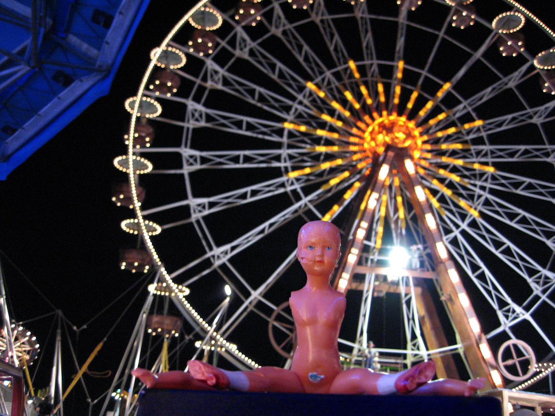 Maia à Luna Park
