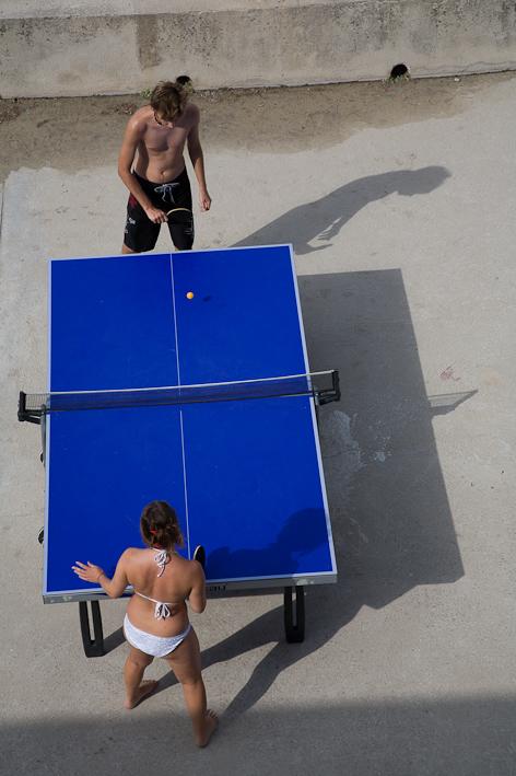Ping-Pong au Prophète