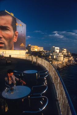 Zidane à Marseille