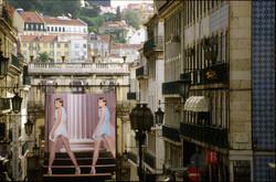 Paires de Jambes à Lisbonne