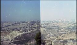 Faux Panorama du Mont des Oliviers