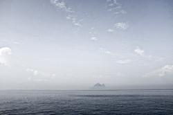 Gibraltar au loin