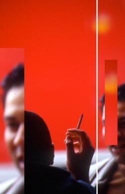 Cigarette  Rouge
