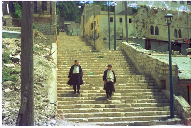 Safed Escaliers