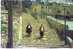 Safed Escaliers