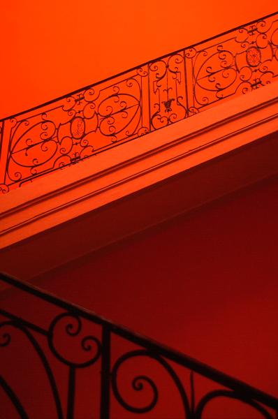 Escalier du Conservatoire