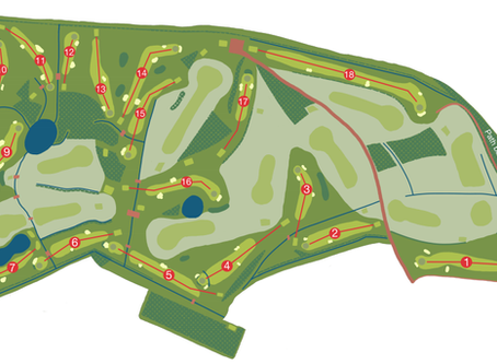 18 hole FootGolf now open