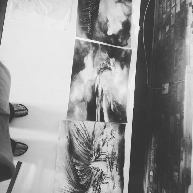 Artist process