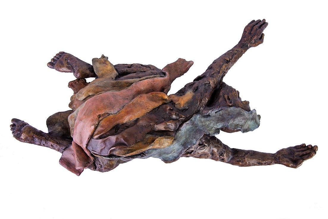 Jessica Michelle Le Roux, bronze artwork