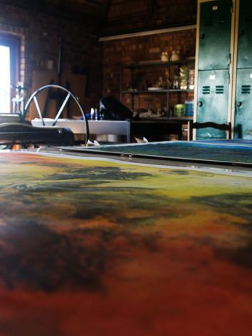 JMLR Artist Studio