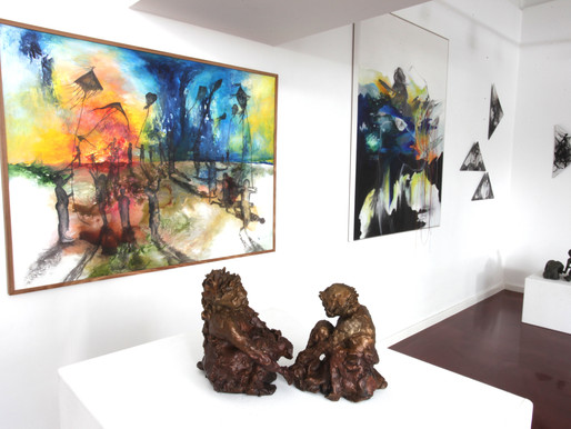 The Home(lands) Exhibition at AVA Gallery