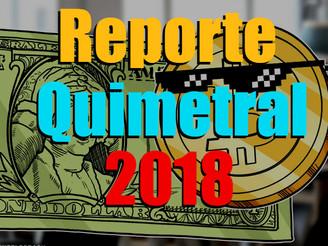 Reporte  Quimestral 2018.