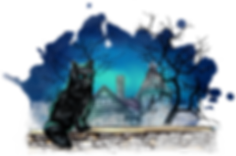 Black Cat Escape Room Virginia Beach Logo