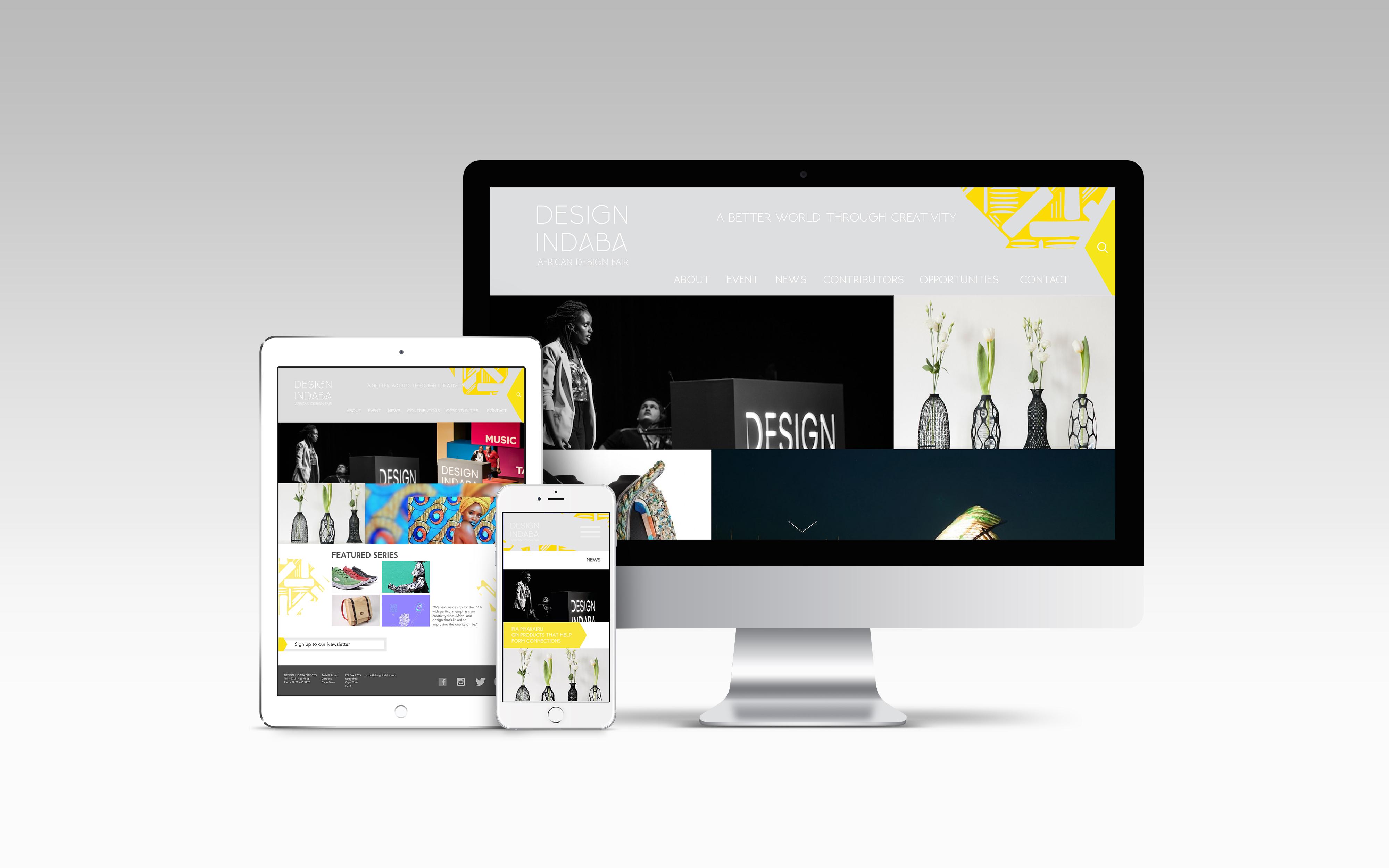 Design Indaba Digital Approach