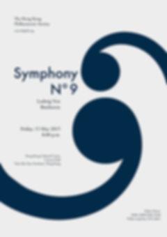 Hong Kong Philharmonic Orchestra Poster