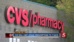 CVS: PDMPs and 7 Day Supplies
