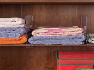 Why does everyone love our ClosetMate Shelf Dividers?