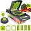 Thumbnail: StorageMate Vegetable Chopper Mandoline Slicer - 12 in 1 Food Chopper - 8 Interc