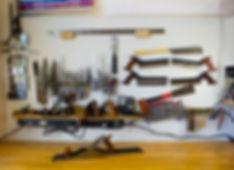 Outils de luthier Cléroux