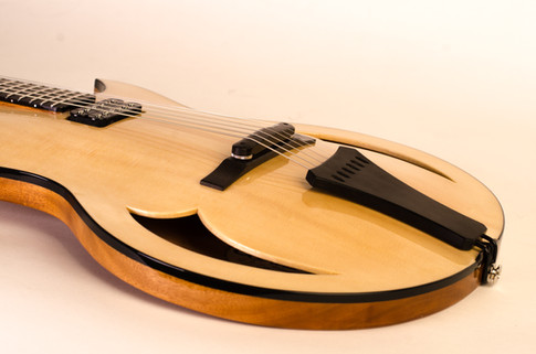 Handcarved Archtop - Spruce