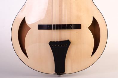 Tailpiece, Bridge - Ebony