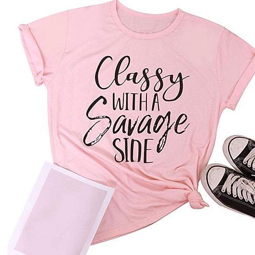 Classy Savage T-shirt
